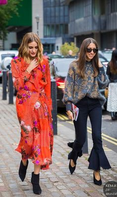 ♥️ Pinterest: DEBORAHPRAHA ♥️ Olivia palermo milan fashion week