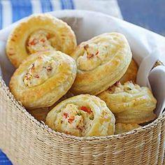 I love puff pastry recipes!