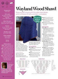Knit Now №68 2016 - 轻描淡写 - 轻描淡写 Finish Off, I Cord, Crochet Hats, It Is Finished, Pattern, Design, Dots, Knitting Hats, Patterns