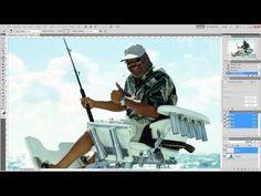 ▶ Tutorial: Photoshop CS5.5 Basics [2] - Image Cleanup HealingBrush & Co {deutsch 1080p hd} - YouTube