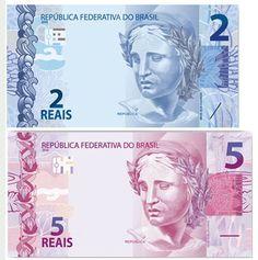OBanco Centralanunciou que nesta segunda-feira (29) novas notas de R$ 2 e R$ 5 começarão a circular no Brasil.As notas vêm para completar a segunda família de cédulas do real – que já conta com notas de R$ 10, R$ 20, R$ 50 e R$ 100.Além de elementos de segurança mais modernos e mais fáceis de ver