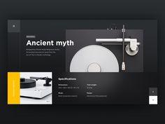 Weekly Inspiration for Designers #158 – Muzli-Design Inspiration