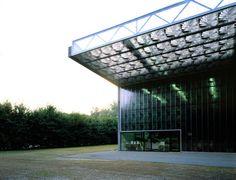 herzog & de meuron almacen y sede de fábrica ricola europe mulhouse - Buscar con Google
