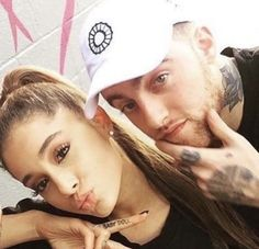 Mac Miller And Ariana Grande, Ariana Grande Mac, My Favorite Part, Favorite Person, Cinderella 3, In Another Life, Dangerous Woman, Cute Relationships, Best Couple
