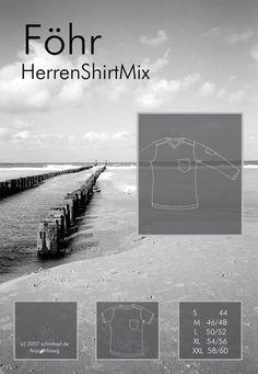 FÖHR, Schnittmuster - farbenmix Online-Shop - Schnittmuster, Anleitungen zum Nähen