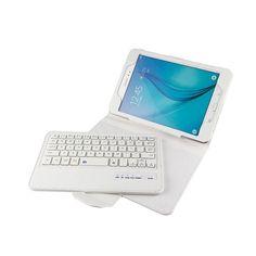 Samsung Tab A 8.0 Bluetooth Tastatur, G-i-Mall Rosa: Amazon.de: Computer & Zubehör