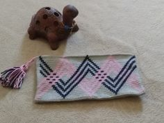 Wayuu bag experiments