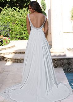 Image showing back view of style #50372