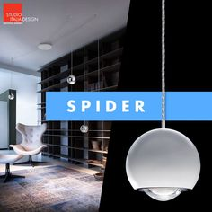 Small bright pearl studied by Studio Italia Design to give every room a unique contemporary design. Precious individually choosing the preferred finish in gold, chrome, white and pink gold becomes majestic combining it in compositions that spread along the ceiling , as if to form a spider to reach the right areas by placing even light . http://bit.ly/1Wt9X4j  #spider #studioitaliadesign #design#interior #decor# italy# madeinitaly#interiordesign #designdecor#designthinking…