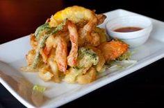 Cómo hacer tempura de verduras #recetas #verduras #hortalizas