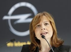 GM's First Female CEO Will Make Half Of What Her Predecessor Made / Bryce Covert + ThinkProgress | #girlswhocode #readyforglassceilingcracking