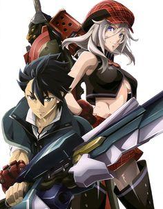 La transmisión en televisión del Anime God Eater finalizará con su noveno episodio.