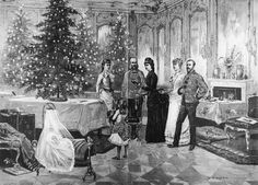 Ein Weihnachtsfest in der Wiener Hofburg