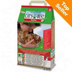 Kočkolit JRS Cat's Best Öko Plus