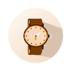 Watch illustration #buttons #designs #internet, #tools #icon #technology #image #decoration #market #buy #sales #people #mall #concept #online #commerce #graphic #vector