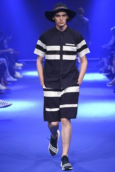 White Mountaineering Spring 2017 Menswear Collection Photos - Vogue