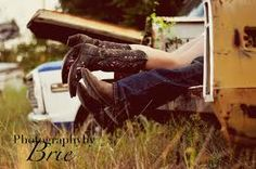 country engagement photo...doing this for my engagement photos def.