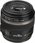 Cannon 60D Lens List