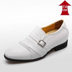 look for 2014 Italian High Top Men's Taller Dress Wedding Shoes Rising Height 7cm / 2.75inches with SKU: MENHJC_236H11-2 from Topoutshoes online store