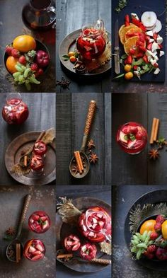 Of fruits and colours