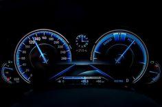 """Kühle Effizienz: Wenn das Auto im """"Eco Pro""""-Modus bewegt wird, erkennt der..."""