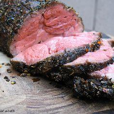 Unbelievably Easy Roast Beef The Crepes of Wrath Fırın yemekleri Easy Roast Beef Recipe, Roast Beef Recipes, Meat Recipes, Cooking Recipes, Cooking Corn, Cooking Ribs, Kabob Recipes, Fondue Recipes, Sandwich Recipes