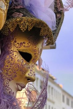 Italy Venice Mask iPhone Wallpaper Download