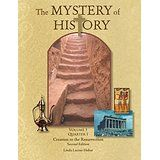 Covering all of history in four volumes, Mystery of History is the most comprehensive and interesting account of life from a Christian worldview.  Our oldest children listen to the audio just for fun and enjoy reading the books, too!