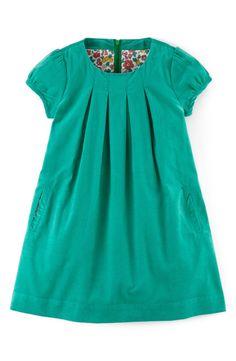 Aqua dresses for the little lady