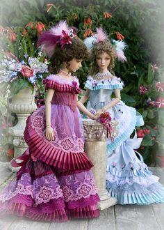 :: Crafty :: Doll :: Steampunk & VIctoriana