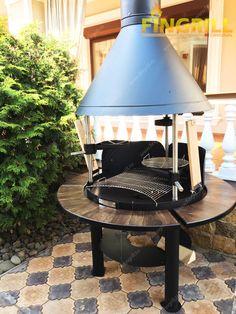 Гриль барбекю Fingrill Nordic. Полную информацию Вы можете узнать на нашем сайте www.fingrill.ru