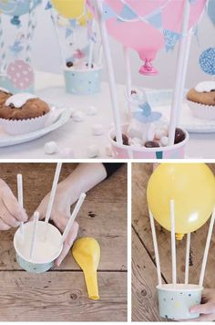 Awesome balloon decorations for baby shower lidias baptism п Baby Shower Balloon Decorations, Diy Birthday Decorations, Baby Shower Balloons, Birthday Balloons, Spongebob Birthday Party, Baby Birthday, Baby Boy Shower, Simple Baby Shower, Mothers Day Crafts For Kids