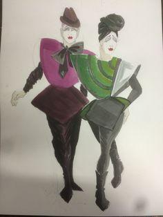 80s. Bohemian couple.  Anette Werenskiold Bohemian, Princess Zelda, Couples, Drawings, Fictional Characters, Art, Art Background, Boho, Kunst