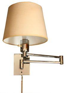 pivoting swingarm pinup lamp 89 lighting pinterest swings and lights