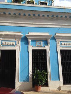 Colors in Old San Juan