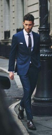 Popular Navy Suits For Men