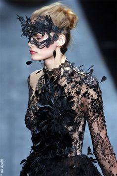 sheila's color blog: haute couture
