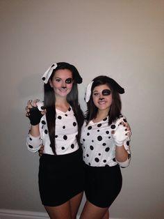 Dalmation costume!!