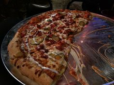 Nashville Hot Chicken Pizza [OC] #food #foodporn #recipe #cooking #recipes #foodie #healthy #cook #health #yummy #delicious