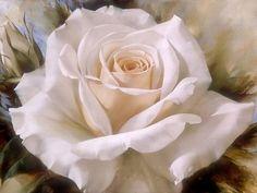 painting flowers oil - Pesquisa Google