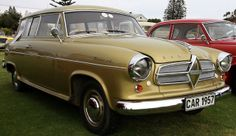 VINTAGE CARS SOUTH AFRICA PART 2 of 4