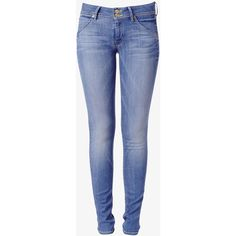 Hudson Jeans Collin Signature Skinny ($132) ❤ liked on Polyvore featuring jeans, pants, bottoms, calças, pantalones, kiedis, skinny leg jeans, faded jeans, stretch skinny jeans and denim skinny jeans