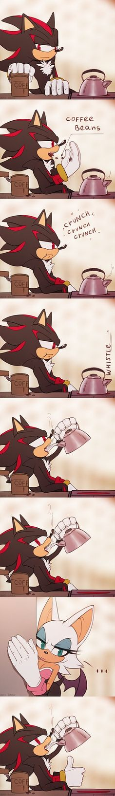 THE ULTIMATE COFFEE FORMULA by Ami-Dark.deviantart.com on @DeviantArt