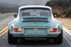 【試乗記】 「世界で最も心を奪われるクルマ」 シンガー社が手掛けたポルシェ「911」 - Autoblog 日本版