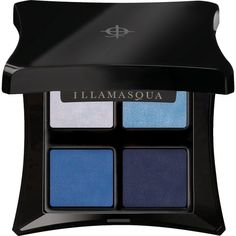 ILLAMASQUA To Be Alive eyeshadow palette (73 AUD) ❤ liked on Polyvore featuring beauty products, makeup, eye makeup, eyeshadow, beauty, eyes, accessories, spirit, blue eye makeup and blue eyeshadow