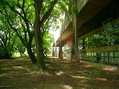 FAU USP (1961) - Vilanova Artigas  São Paulo - SP - Brasil