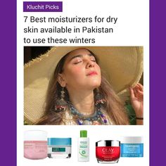 All the moisturizers are available in leading stores. Neutrogena, Olay, Led Store, Moisturizer For Dry Skin, Moisturizers, Winter, Face, Winter Time, The Face
