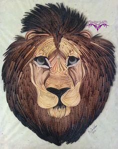 PaperMagic by Katty: Lion Zion