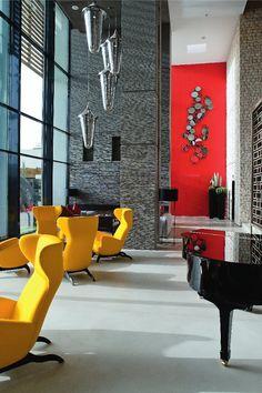 Hotel Sofitel Essaouira Mogador Golf & Spa,  Essaouira, Morocco designed by Didier Gomez