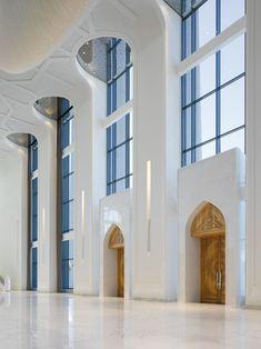 Palace of International Forums . Uzbekistan . Ippolito Fleitz Group GmbH